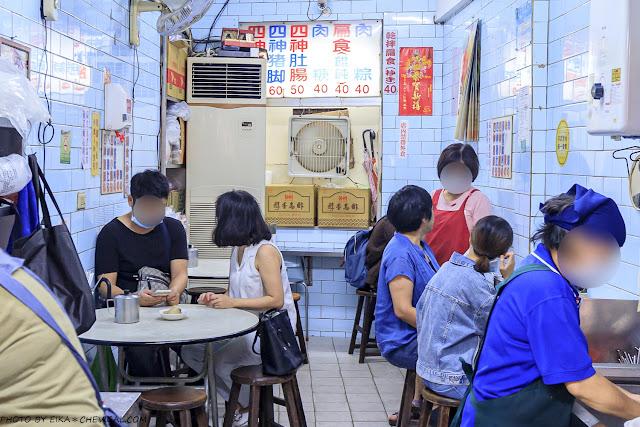 MG 4635 - 台中80年老店,只賣清爽系肉粽、扁食、肉焿與四神湯,內用、外帶的人潮總是不少