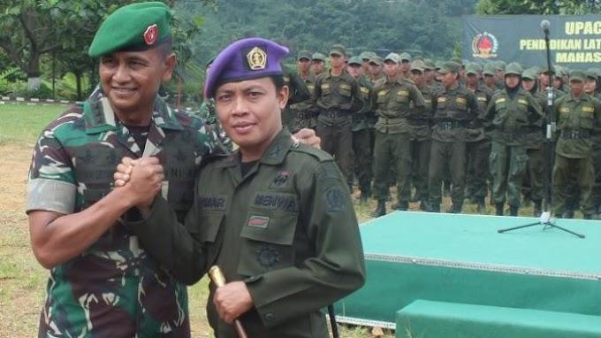 Mengenal Resimen Mahasiswa, Satuan Elit Kampus Yang Dilatih TNI
