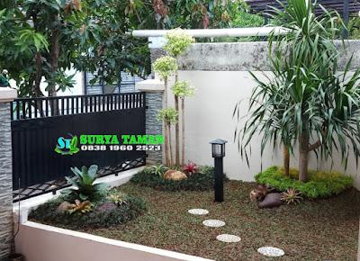 Tukang Taman di Bubulak Bogor - SuryaTaman