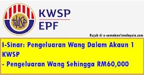 I-Sinar: Sistem Untuk Pengeluaran Wang Dalam Akaun 1 KWSP