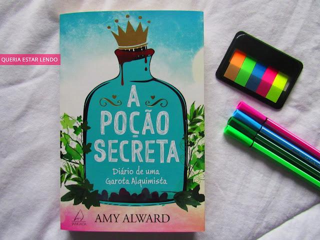 Li até a página 100 e... #40 - A Poção Secreta