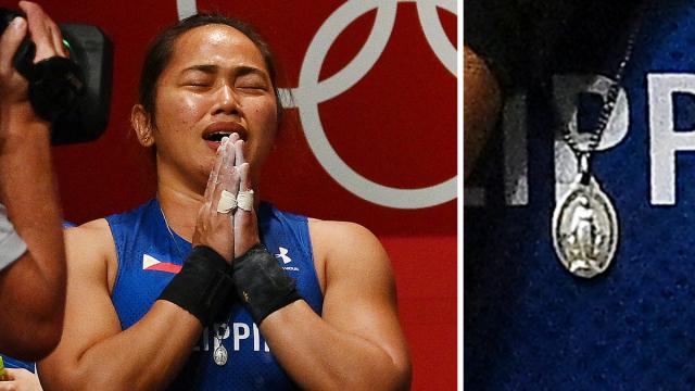 Atlet Filipina: Saya Dapat Medali Emas Karena Novena kepada Bunda Maria