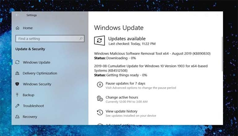Windows 10 May 2019 Update Mendapat Pembaruan Ke Build 18362.295