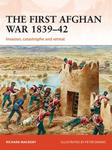 The First Afghan War 1839-42