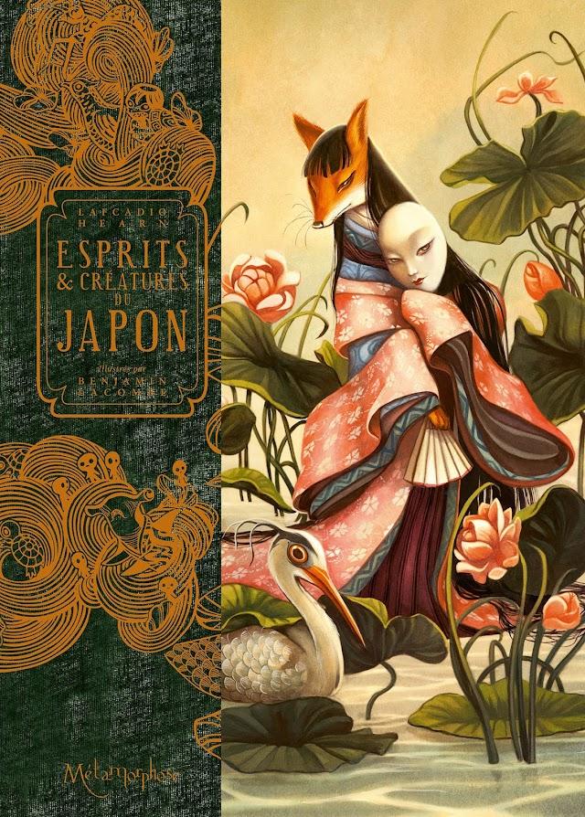 Esprits & Créatures du Japon, la chronique merveilleuse