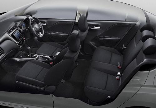 Honda City pertama kali diluncurkan pada tahun  Honda City 2019 - Spesifikasi, Akselerasi, Top Speed, Konsumsi BBM, Harga