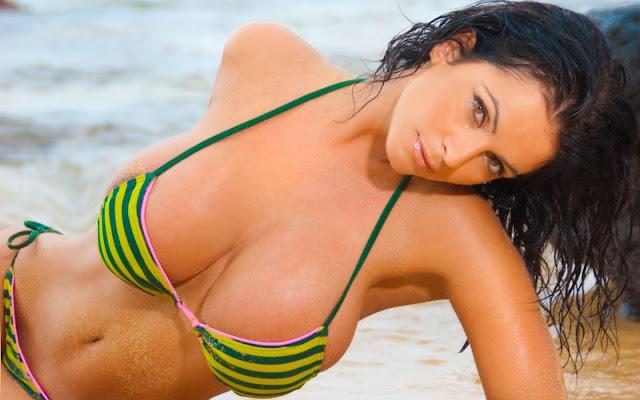 Milani's breasts