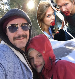 Picture collection of Jon Cor with girlfriend Tracy Spiridakos