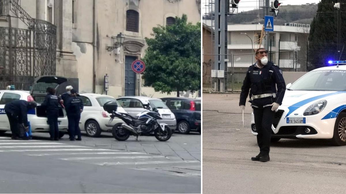 Polizia Municipale verbali Street Control primo trimestre