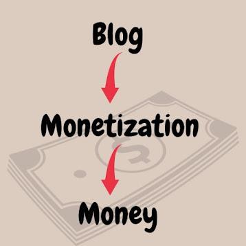 Blog Monetization for Money
