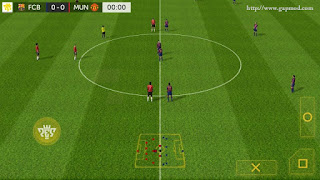 Download New Save Data FTS mod PES 2017 Gold Edition Android
