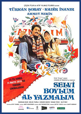 The Girl with the Red Scarf 1977 Turkish 480p DVDRip 400MB With Subtitle