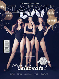 Playboy Filipinas – Mayo Junio 2018 PDF Digital