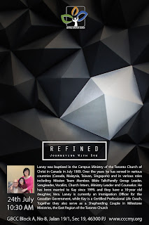 Refined – July Special Service