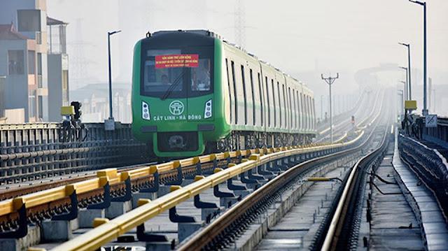 Không chi 1 xu nào nữa cho tổng thầu đường sắt Cát Linh – Hà Đông