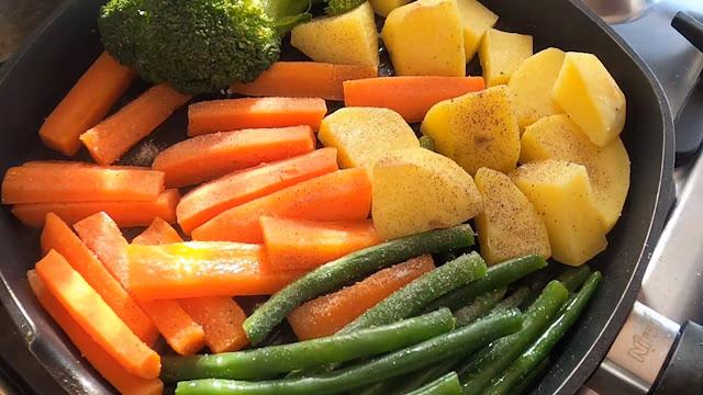 veg platter recipe is a unique combination