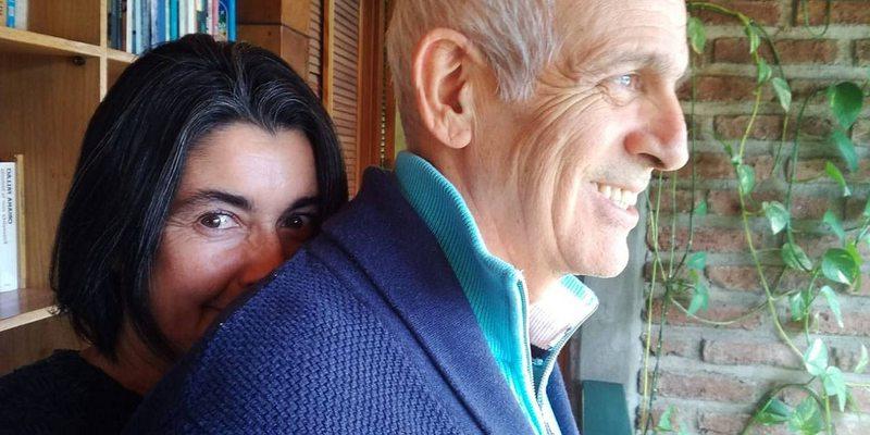 Paulina Urrutia cuenta cómo cuida a su esposo en cuarentena