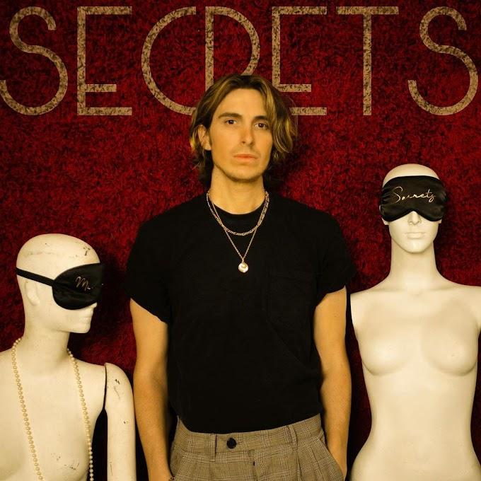 """Simon Ocean releases """"Secrets"""" Discover It Now!"""