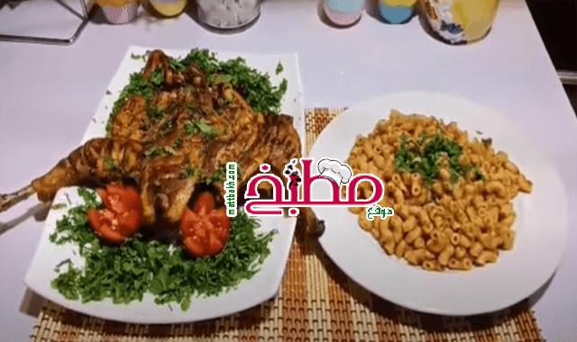 تتبيلة الفراخ المشوية فاطمه ابو حاتي