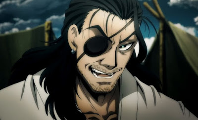 Drifters Episode 6 Subtitle Indonesia