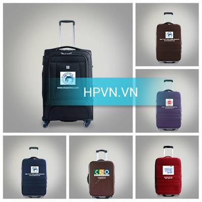 Bán buôn vali kéo, vali xuất khẩu lao động loại lớn, vali kéo hàng không 4 bánh.