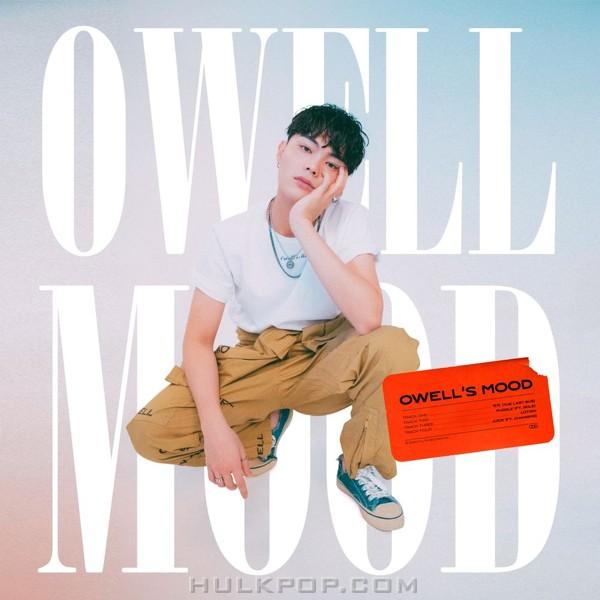 Owell Mood – Owell's Mood – EP