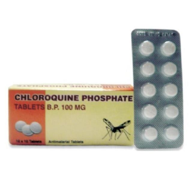 Obat Virus Corona Ternyata Obat Antimalaria Atau Choloroquine Phosphate, Begini Penjelasan Ahlinya