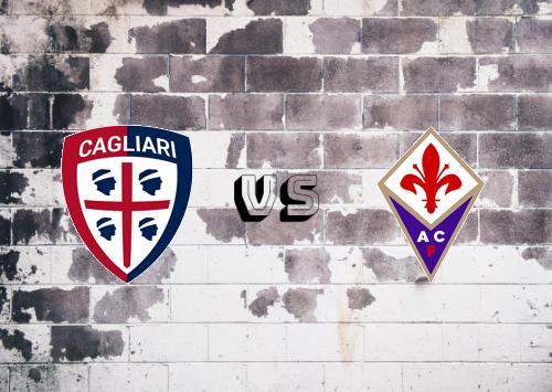 Cagliari vs Fiorentina  Resumen