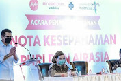 Kerja Sama Air Asia dan PHRI Indonesia Bundling Package Hotel dan Tiket Pesawat Dapat Apresiasi Menteri Pariwisata