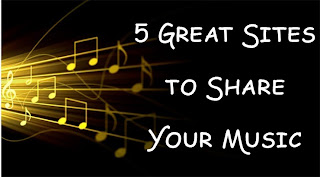 5 Great sites To Promote your Music Online
