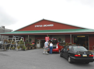 Strites' Orchard Farm Market and Bakery in Harrisburg Pennsylvania