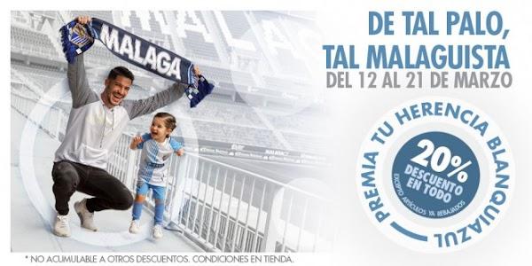 Málaga, de tal palo... tal malaguista