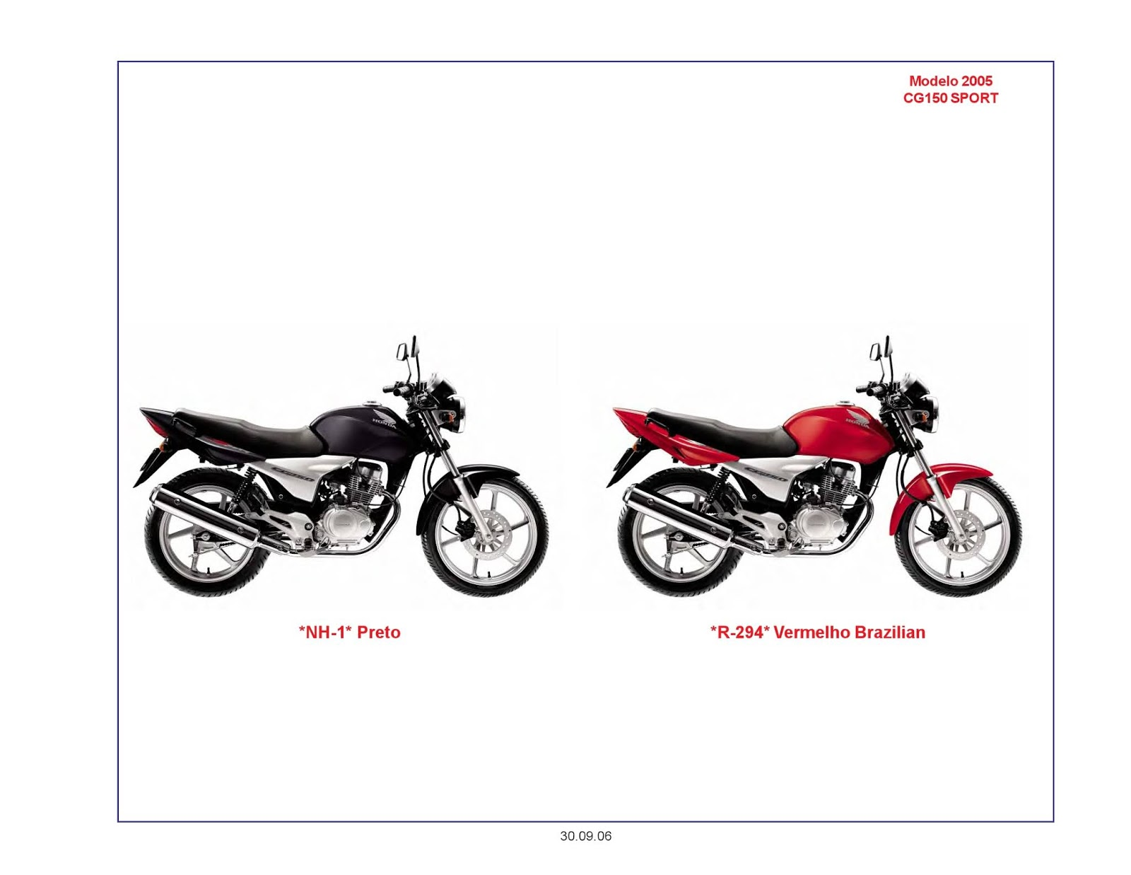 MANUAL DA SUA MOTO: CATÁLOGO DE PEÇAS HONDA CG 150 TITAN