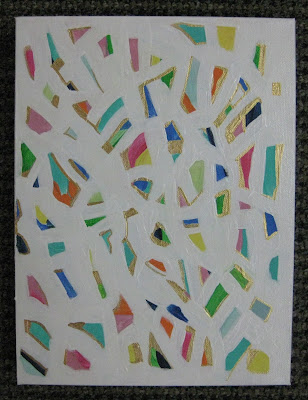 JE Gillentine | Kaleidoscope III | 9 x 12 | $50
