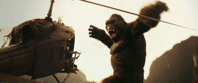 Kong: Skull Island Attack