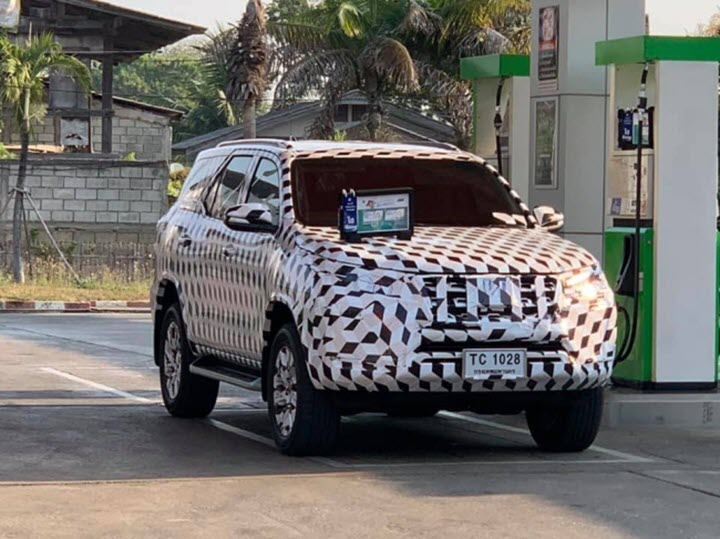 Cận cảnh Toyota Fortuner 2021 mới khiến Ford Everest và Mitsubishi Pajero Sport lo sốt vó