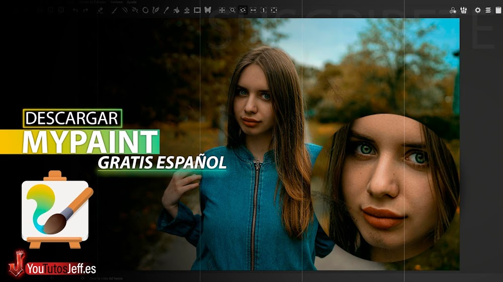 Alternativa a Paint, Descargar MyPaint para PC