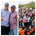 AY MÍ MADRE!! Candidato a alcalde Eddy Queluche respalda al diputado Miguel Florián