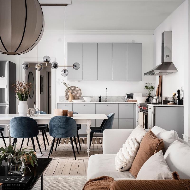 Ideas para diseñar el office perfecto en la cocina