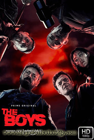 The Boys Temporada 1 [1080p] [Latino-Ingles] [MEGA]
