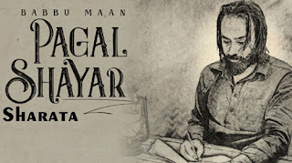 SHARATA LYRICS – Babbu Maan | Pagal Shayar