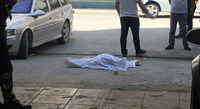 92-year old woman jumped from the fourth floor of the apartment in Tirana