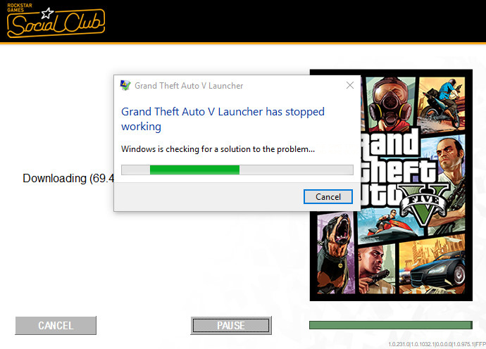The Game Tips And More Blog: It's Not Just You™ - GTAV Launcher