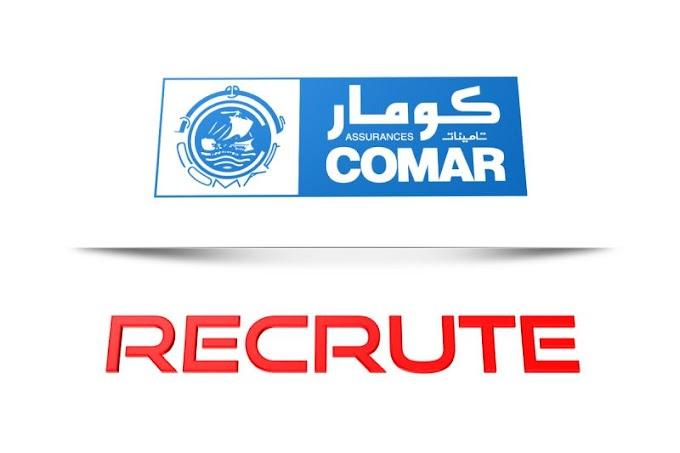 شركة « كومار COMAR » للتأمين تنتدب أعوان تأمين مستوى بكالوريا +2 و ما فوق ... التفاصيل