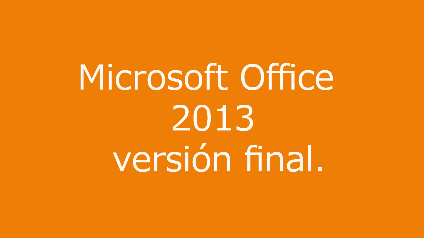 microsoft office professional 2013 torrent