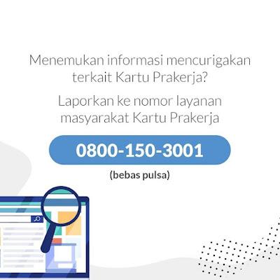 Alamat Situs Kartu Prakerja Yang Resmi Hanya WWW.PRAKERJA.GO.ID