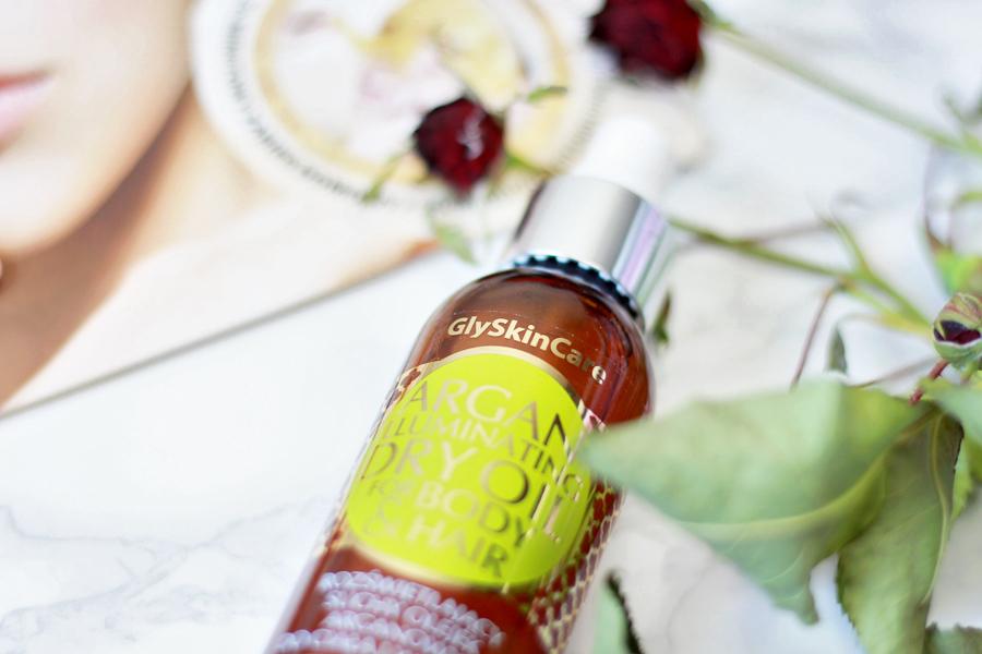 Rozświetlający, suchy olejek arganowy? Propozycja GlySkinCare