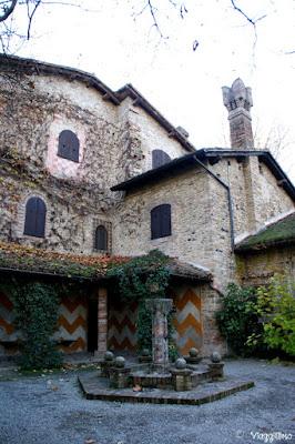 Scorcio del Borgo medievale