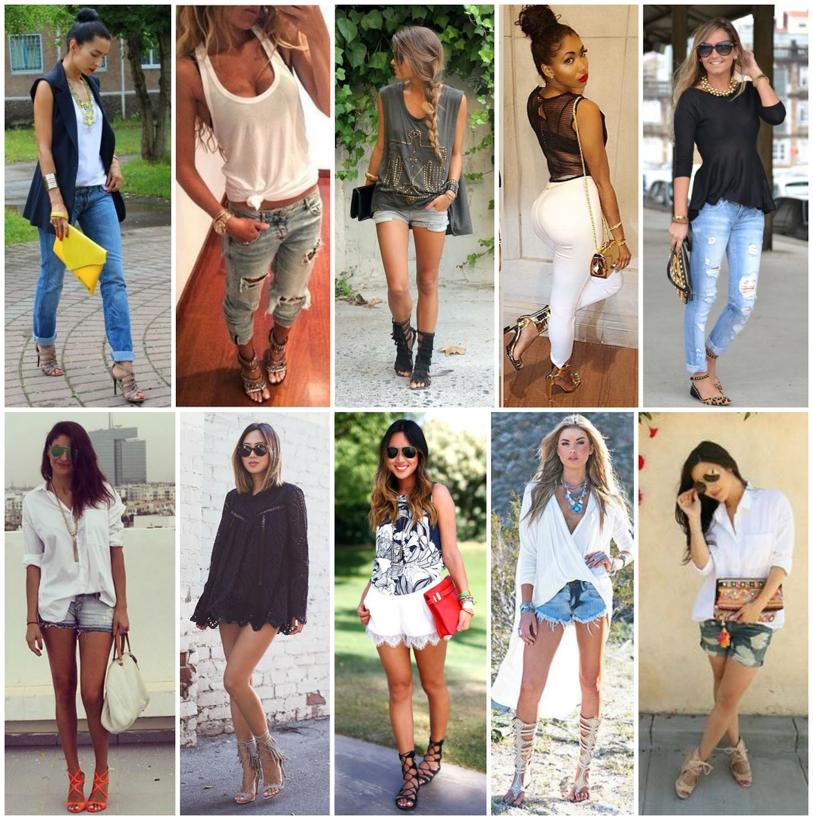 be9f423f544 LookBook...  Summer Night Outfit Ideas