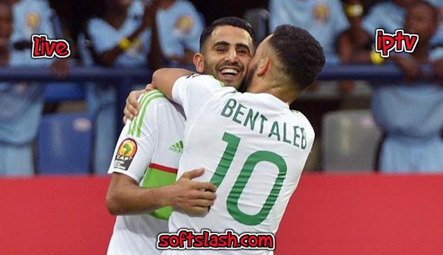 شاهد بث مبارة السنغال والجزائر امم افريقيا بدون تقطيع مباشرbeinmaxlive